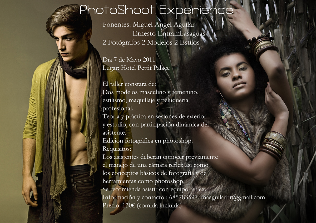 PhotoShoot Experience