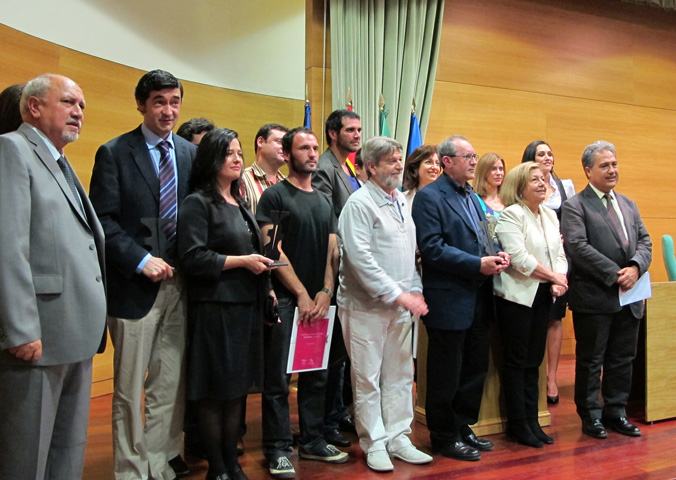 Premios Ateneo 2011