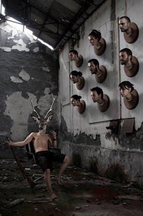 Cazador 1 - Fernando Sendra