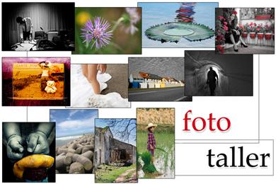Exposición alumnos del Taller de Fotografía