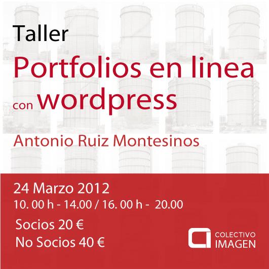 Taller Antonio Ruiz Montesinos