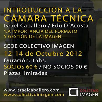Introducción a la cámara técnica