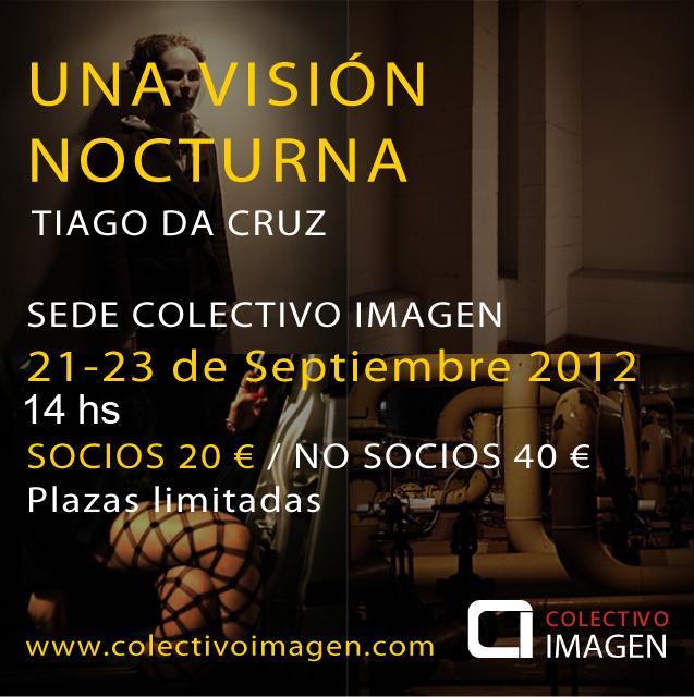 Una visión nocturna de Tiago Da Cruz