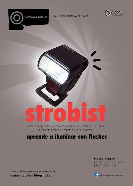 Taller de iluminación Strobist