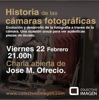 Historia de las cámaras fotográficas