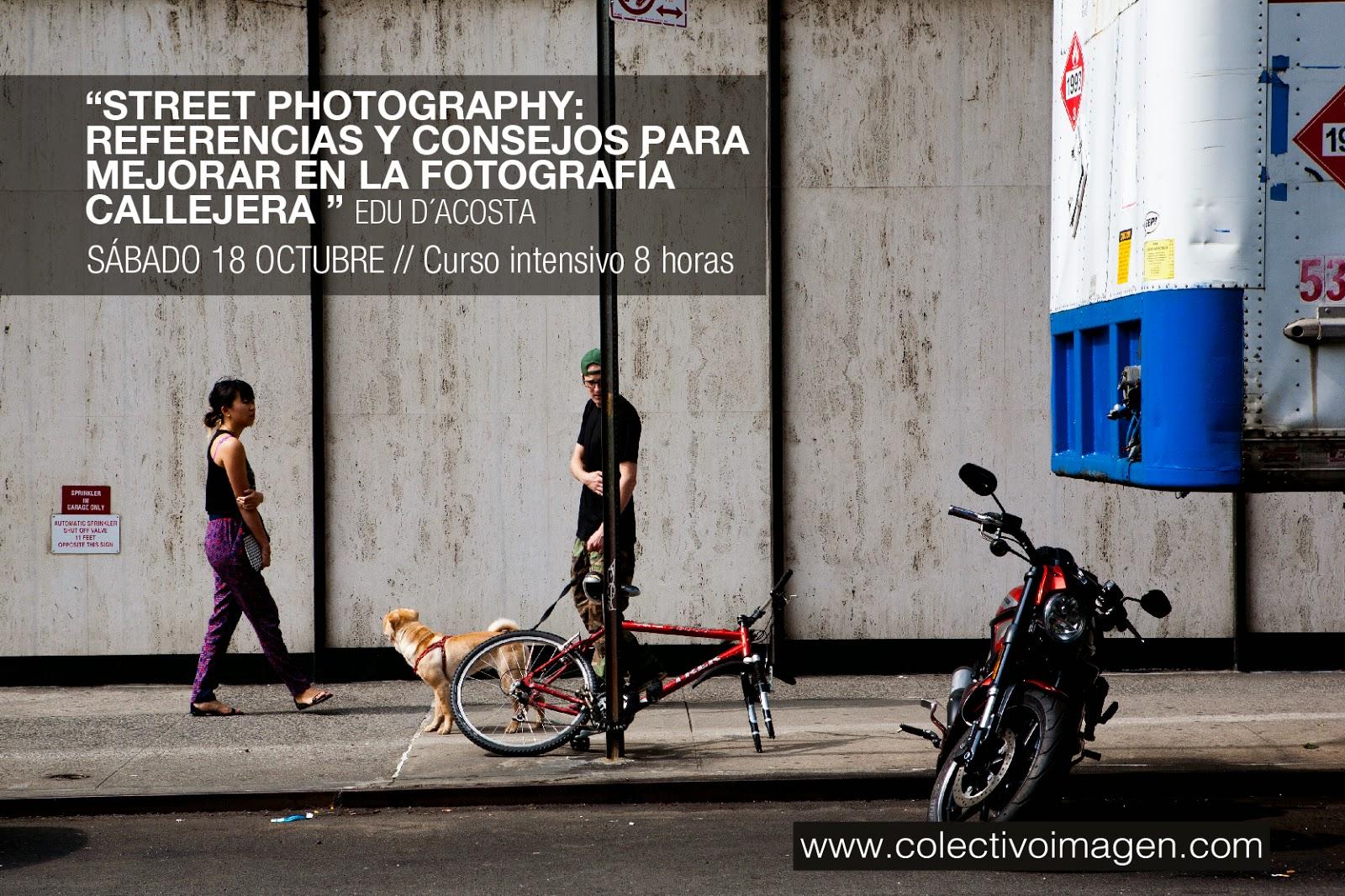Street Photography, por Eduardo D'Acosta