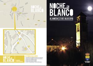 Noche en Blanco en Alameda