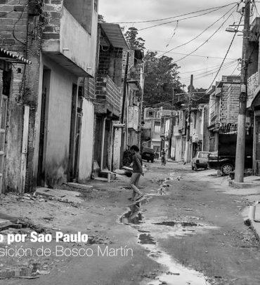 Favelando por Sao Paulo, Bosco Martín