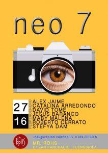 Exposición Colectiva neo 7