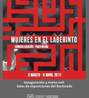 Mujeres en el Laberinto, de Concha Casajús y Paco Negre