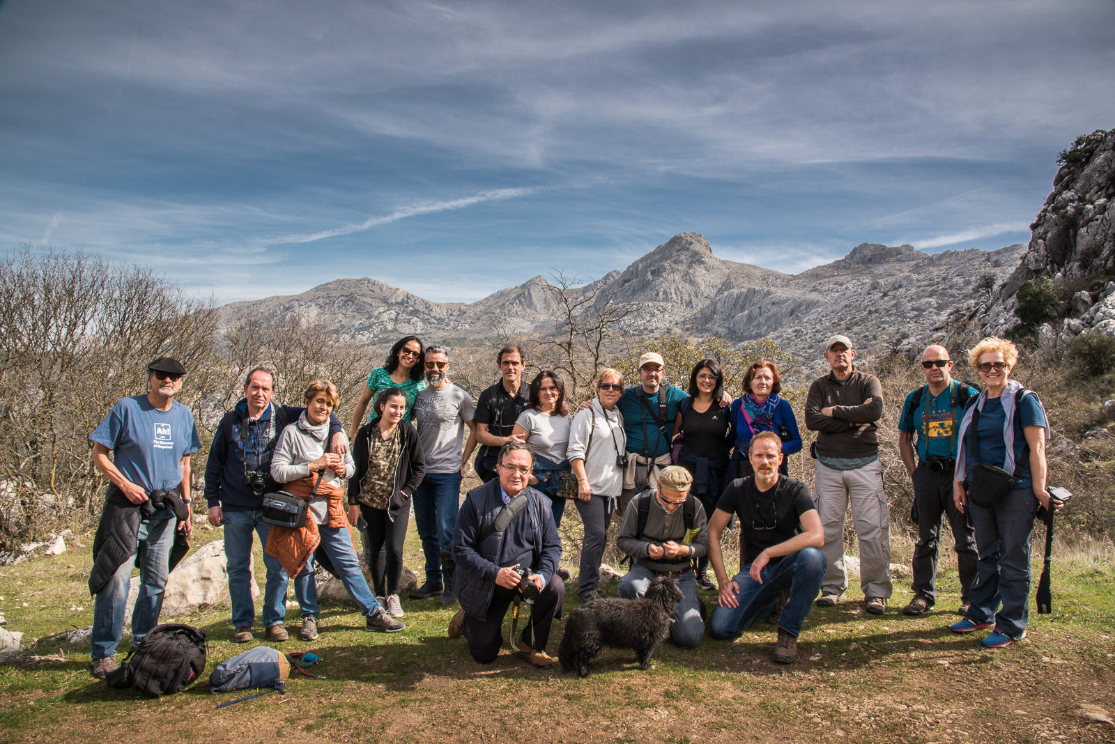 Sierra de Camarolos 2019