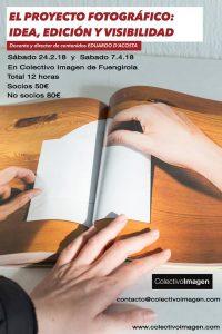 El Proyecto Fotográfico, Idea, Edición Visibilidad