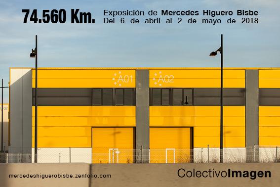 74.560 Km., de Mercedes Higuero Bisbe