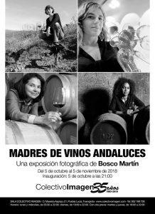 Madres de vinos andaluces - Bosco Martín
