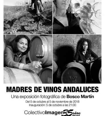 Madres de vinos andaluces, de Bosco Martín