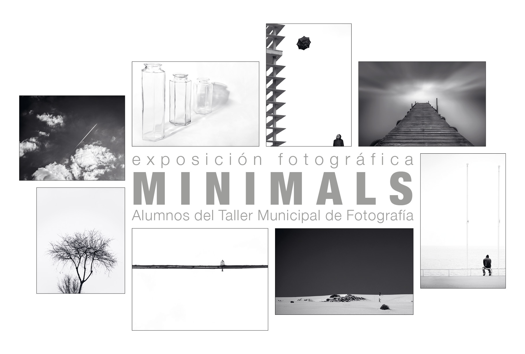 Exposición Colectiva Minimals