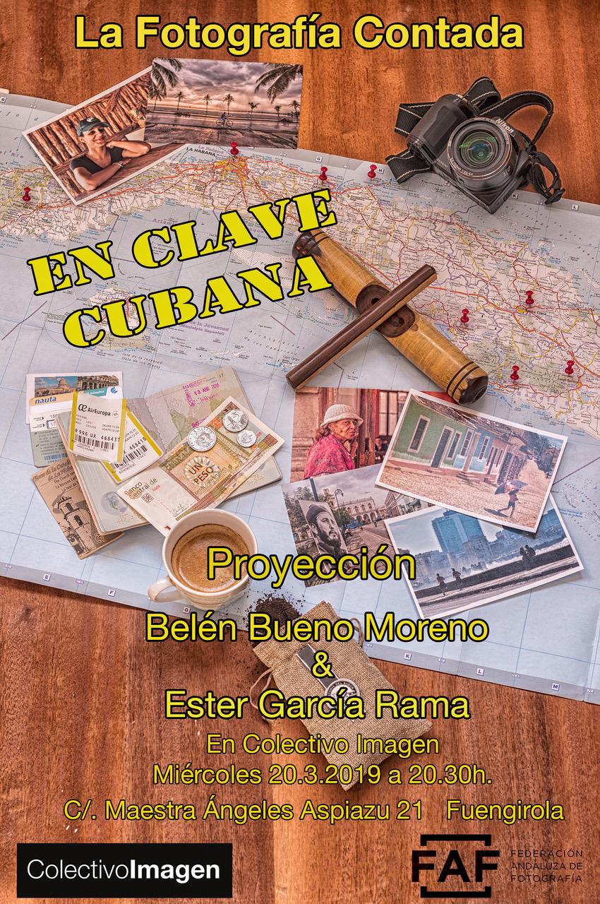 En clave cubana, por Belén Bueno y Ester García