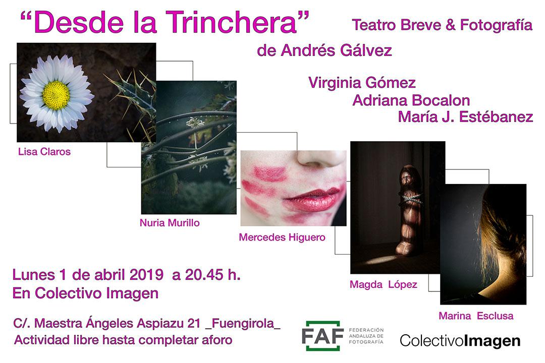 Desde la Trinchera: Teatro & Fotografía