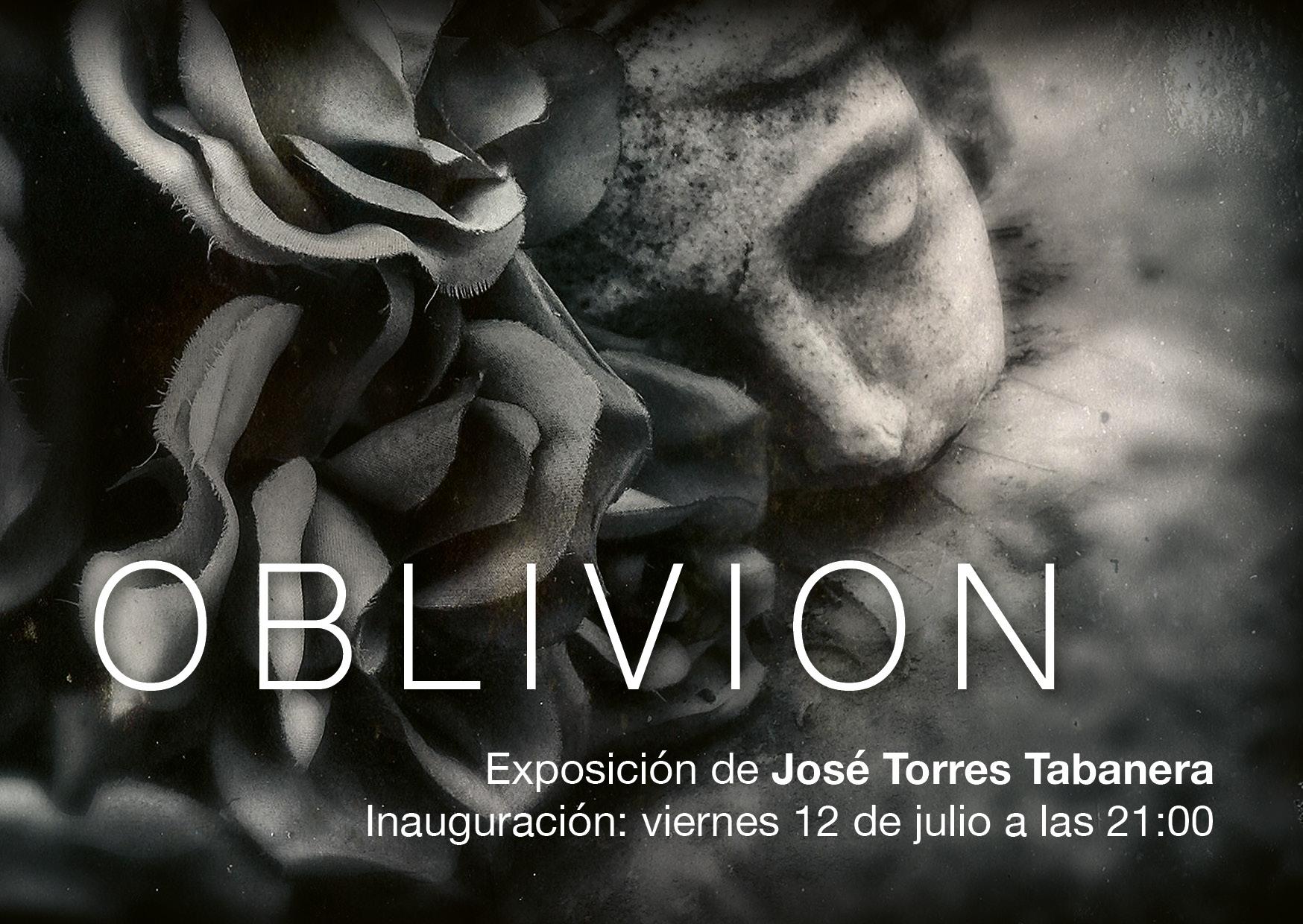 Oblivion, de José Torres Tabanera