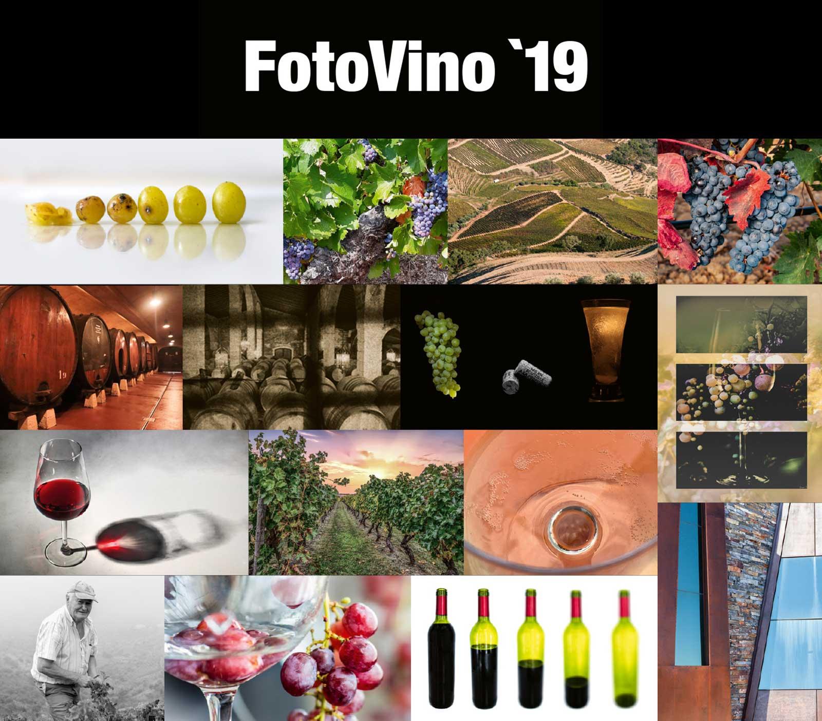 Exposición Colectiva FotoVino 2019