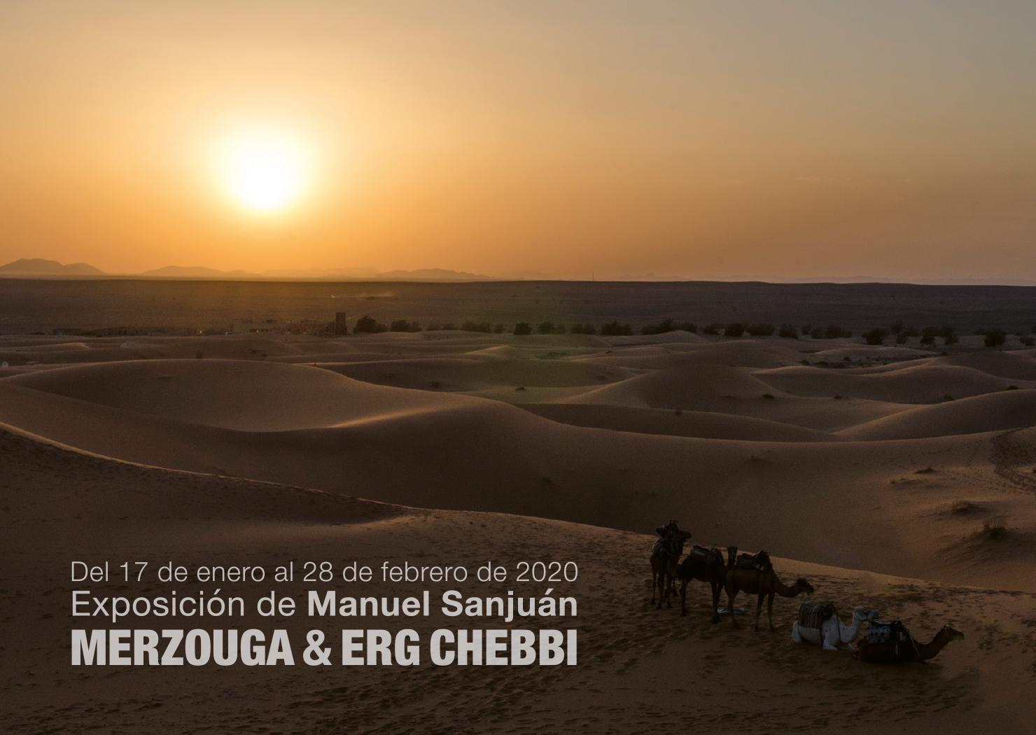Merzouga & Erg Chebbi, de Manuel Sanjuán