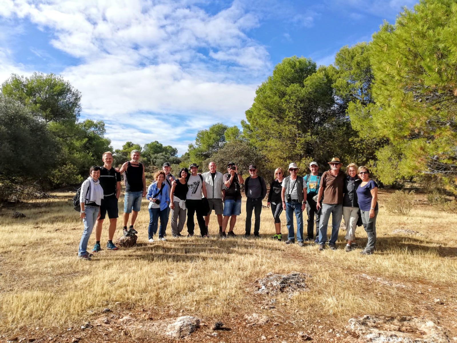 Colectivo Imagen en La Camorra de Mollina y Fuente de Piedra