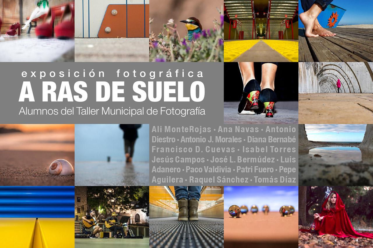 Exposición Colectiva: A ras de suelo
