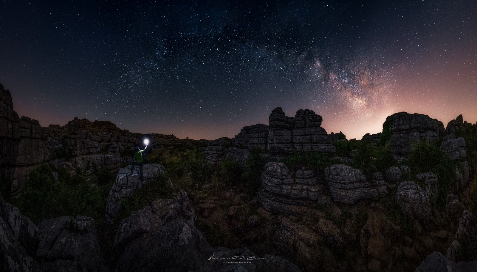 Fotografía de Francisco Cuevas