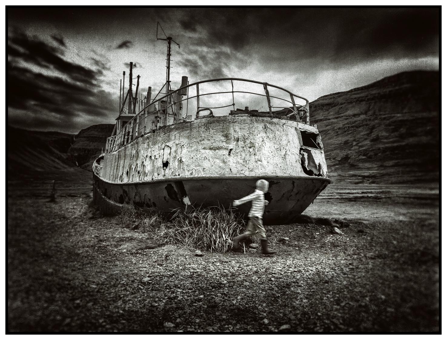 Dark Iceland - Charo Rodríguez