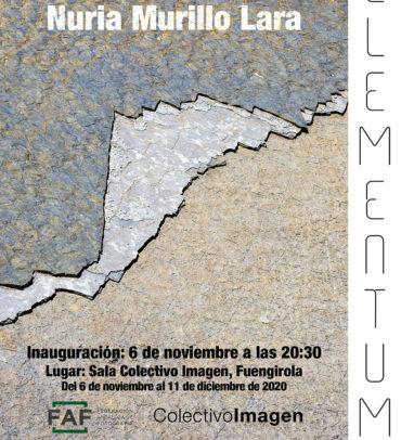 Elementum, de Nuria Murillo