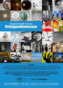Exposición Colectiva #MeQuedoEnCasa