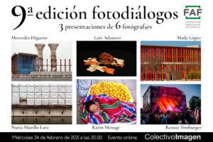 9 edición de Fotodiálogos