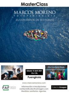 El contador de historias, por Marcos Moreno