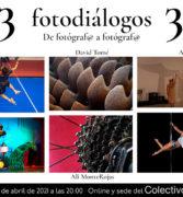 Fotodiálogos: Paco Valdivia, David Tomé y Ali MonteRojas