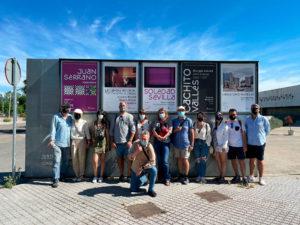 Visita a la 17ª Bienal de Fotografía de Córdoba