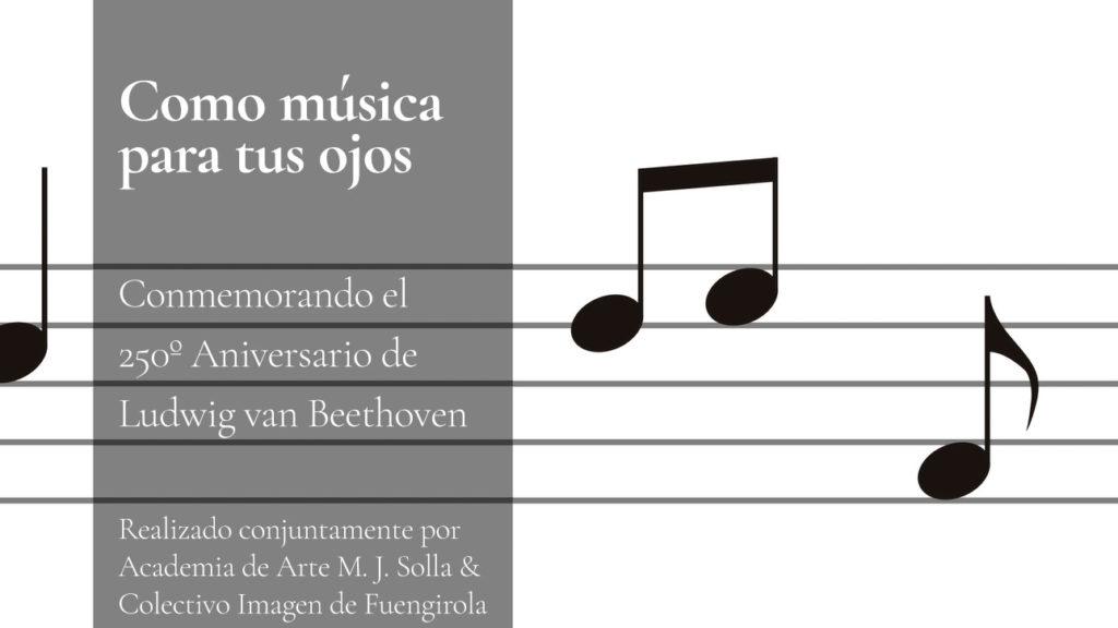 Como música para tus ojos