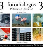 Fotodiálogos: Antonio J. Morales, Claudia Frau y David Tomé